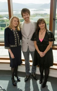 Judges, Louise Kennedy, Don O Neill and Melanie Morris